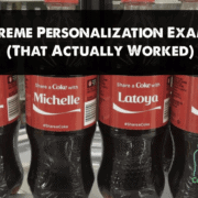 Five extreme personalization examples that actually worked