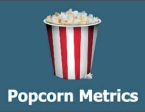 Popcorn Metrics movie popcorn image