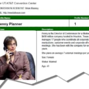 Penny Planner is an example of a persona
