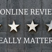 Do Online Reviews Really Matter?