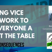 Utilizing the Vice Framework for Marketing Stacks with Dan McGaw Intended Consequences Podcast. Click to listen to the mistakes marketers make in their stacks.