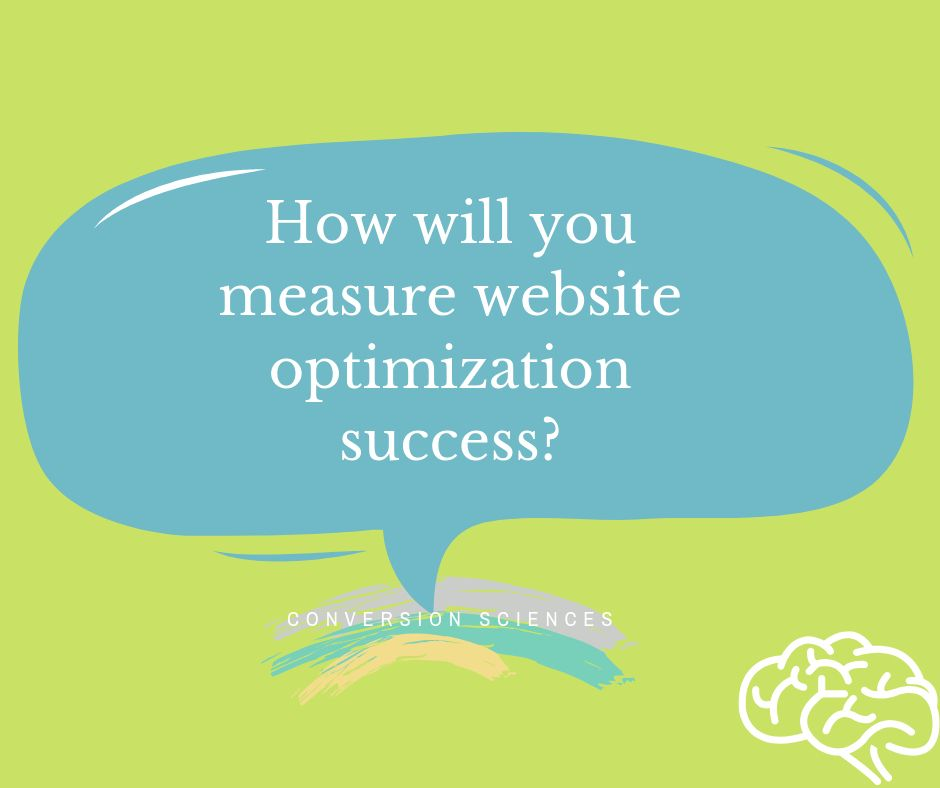 Do you know how your conversion rate optimization consultant measures success? A great question to ask when you are trying to choose the agency that best fits your website needs.