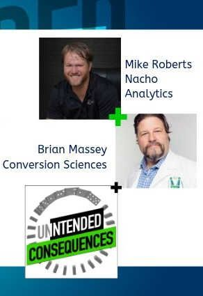 Brian Massey interviews Mike Roberts on Intended Consequences Podcast
