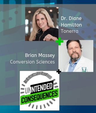 Brian Massey and Dr Diane Hamilton on Intended Consequences Podcast