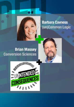 Intended Consequences Podcast with Barbara Caveness and Brian Massey
