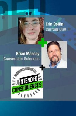 Erin Collis and Brian Massey on Intended Consequences Podcast