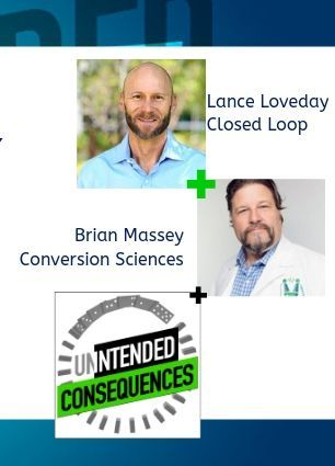 Brian Massey and Lance Loveday on the Intended Consequences Podcast.