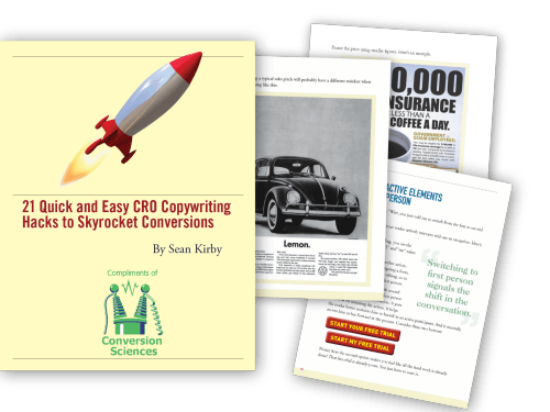 21 Quick and Easy CRO Copywriting Hacks to Skyrocket Conversions