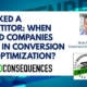 When to invest in CRO with Jon Macdonald Intended Consequences Podcast