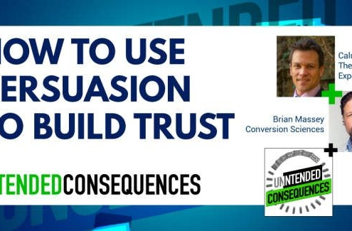 How to use persuasion to build trust with Calem Coburn