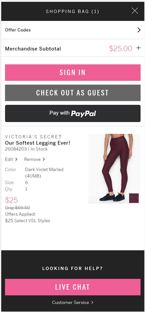 Mobile ecommerce dilemma: create an account or guest checkout to maximize conversions?