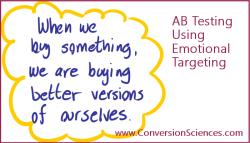 AB Testing Using Emotional Targeting