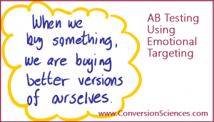 AB Testing Using Emotional Targeting