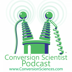 Conversion Scientist Podcast Logo
