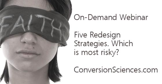 Five Website Redesign Strategies [Webinar]