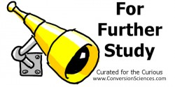 For Further Study - Curated for the Curious