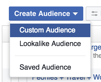 Facebook Ads Manager How to create lookalike Audiences