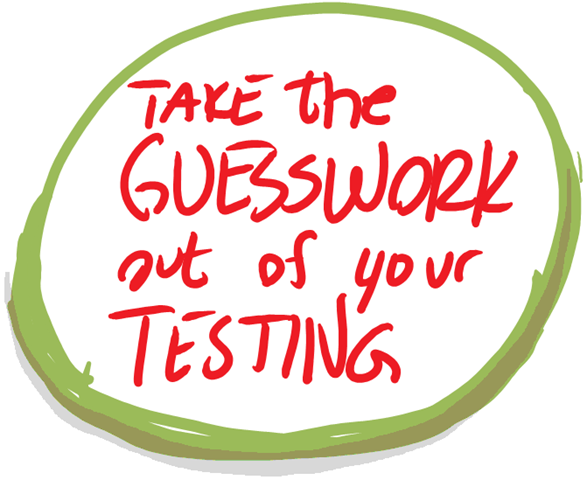 Take the Guesswork out of A/B Testing