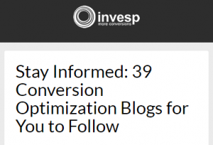 Number 8 on this Invesp.com list.