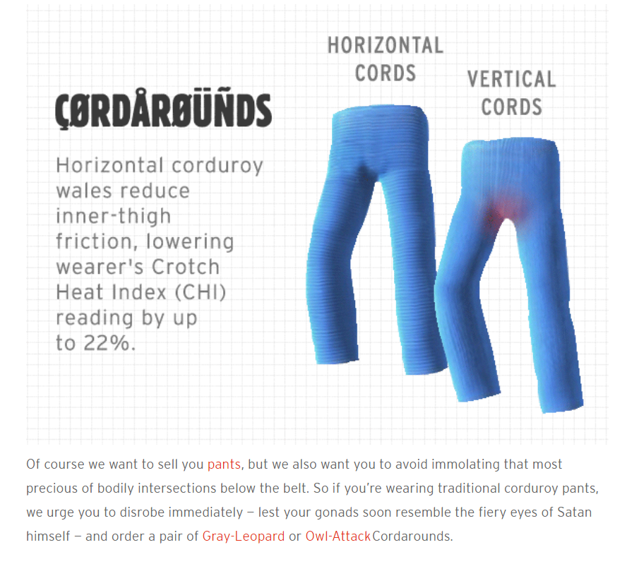Betabrand subtle example