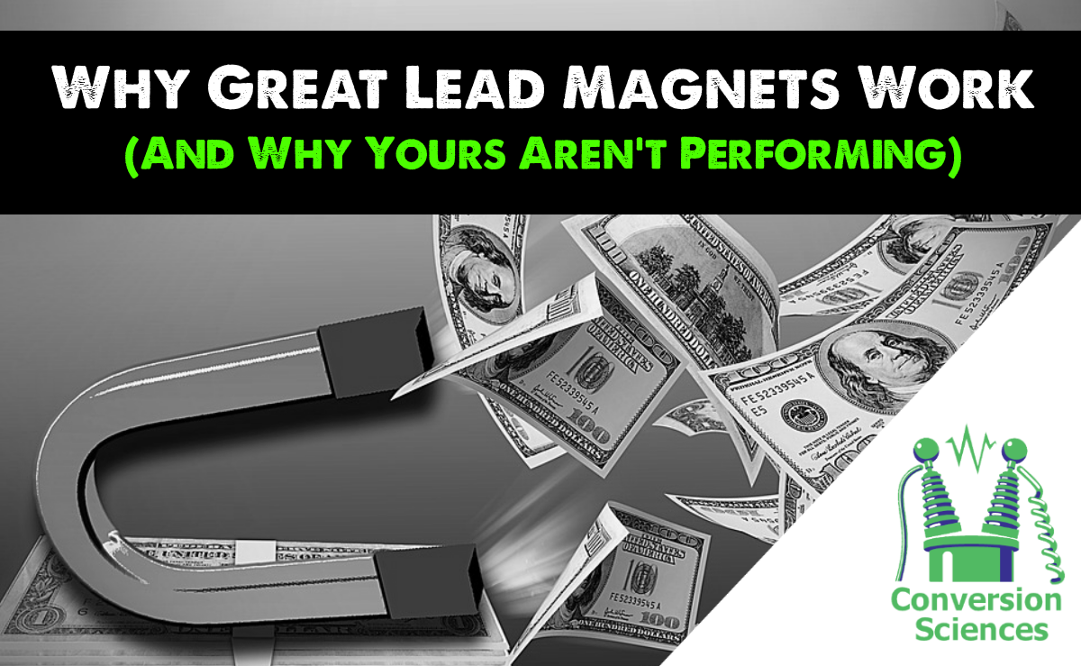 Learn the two primary objectives of a successful lead magnet