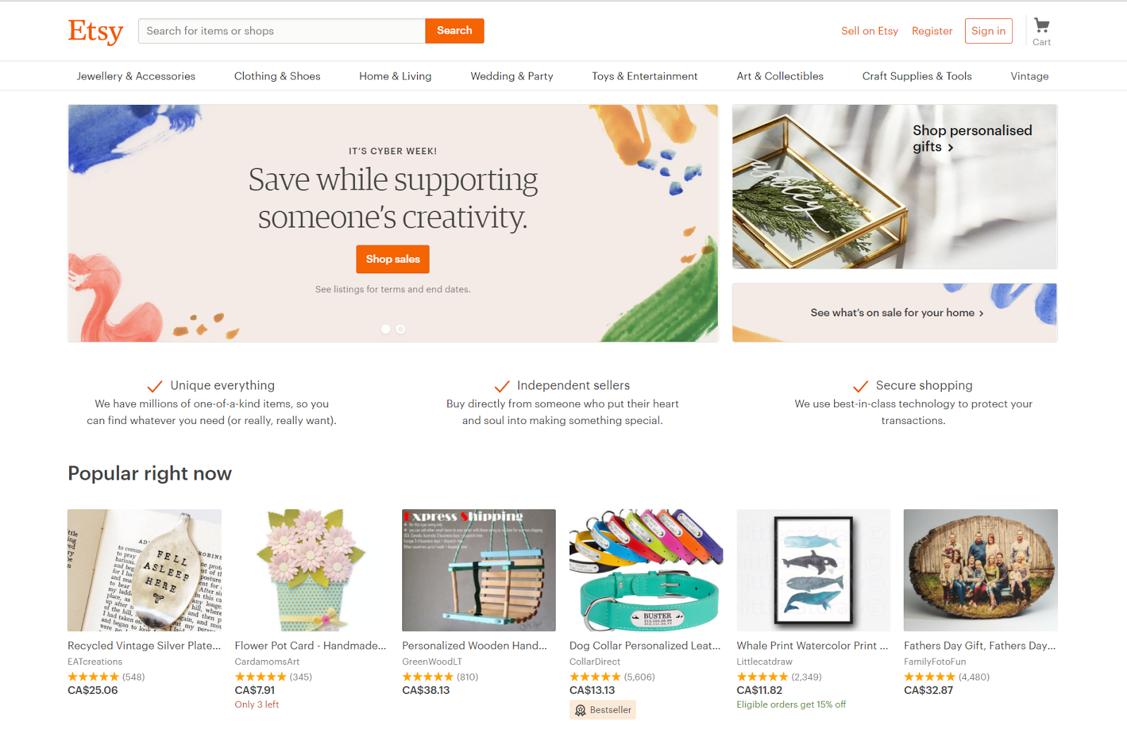 10 Conversion Lessons For Online Retail from Amazon
